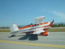1929 Open Cockpit Bi Plane