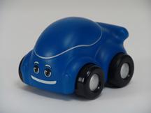 Auto GoGo blue