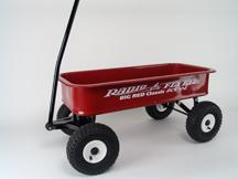 Big Red Wagon Classic ATW