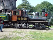 Dixiana Train