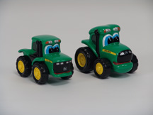 My First John Deere Collectible Vehicle Set