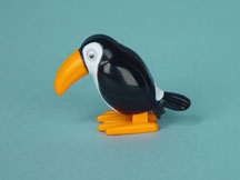 Toucan Wind Up