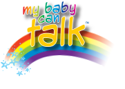 my baby can talk