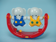 Little Elephants Rocker