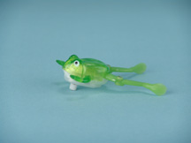 Mini Bathtubbies Frog