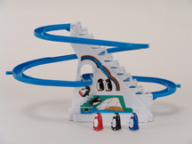 Penguin Race Slide Set